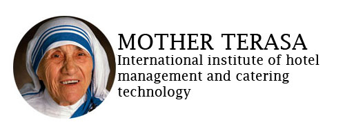 Mother terasa institute of hotel management and catering,Pudukottai
